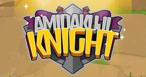"""Ungewöhnliches RPG """"Amidakuji Knight"""": Konzentration beim Brückengang"""