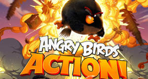 angry birds action ios release