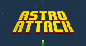 Astro Attack: neuer Space-Shooter mit endlosem Ablauf und im Retro-Look