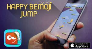 Bemoji Jump: neuer Vertikal-Plattformer hat noch Luft nach oben
