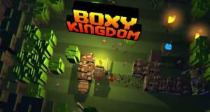 Boxy Kingdom: kostenloser Mix aus Crossy Road und Dungeon Crawler