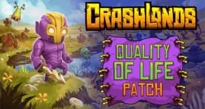 """Quality of Life Patch: das grandiose """"Crashlands"""" erhält einige Verbesserungen"""