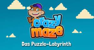 Crazy Maze – Traffic Puzzle: das stressige Leben eines Taxi fahrenden Affen