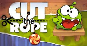 Cut the Rope: 3 Spiele der beliebten Physik-Puzzle-Reihe reduziert