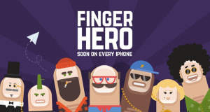 Finger Hero: neues Highscore-Game erfordert flinke Finger