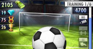 Football Clicker: tippen für die eigene Mannschaft
