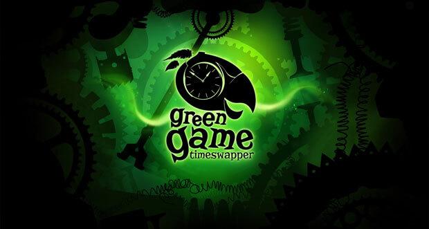 """Im neuen Steampunk-Puzzle """"Green Game TimeSwapper"""" könnt ihr die Zeit manipulieren"""