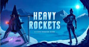 HeavyRockets: Cave-Shooter und Arcade-Racer in einem