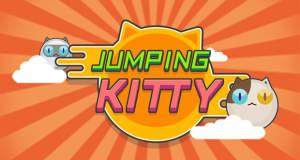 """Neues Highscore-Game """"JumpingKitty"""": ein kleines Kätchen geht baden"""