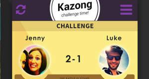 Kazong: neue Gratis-App vereint Quiz und Multiplayer-Minispiele