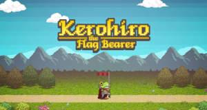 """Kerohiro the Flag Bearer: kostenlose Mischung aus """"Snake"""" und Strategie-RPG"""