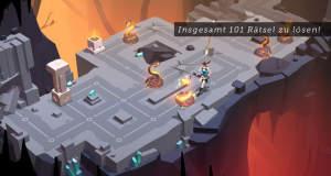 """iPhone-Spiel des Jahres """"Lara Croft GO"""" mal wieder auf 1,99€ reduziert"""