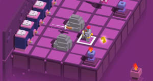 """Looty Dungeon: """"Crossy Road"""" trifft Dungeon Crawler"""