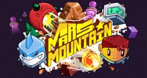 """Mars Mountain: neues Highscore-Gehüpfe auf den Spuren von """"Q*bert"""" und """"Down the Mountain"""""""