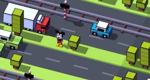 "Neue iOS Spiele: ""Disney Crossy Road"", ""Chameleon Run"", ""Go Surf"", ""Pug's Quest"" uvm."