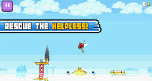 "Neue iOS Spiele: ""Fold+"", ""Loop Mania"", ""Choppa"", ""HeavyRockets"", ""Alchemic Maze"" uvm."