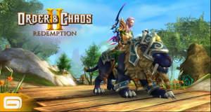 """Reittiere und mehr: umfangreiches Update für MMORPG """"Order & Chaos 2: Redemption"""""""