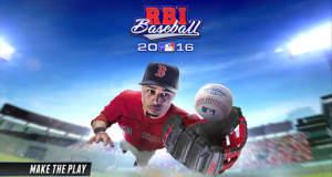 R.B.I. Baseball 16: neue Baseball-Simulation der MLB