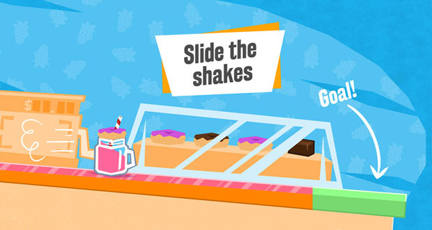 "Spaßiges Casual-Game ""Slide the Shakes"" erhält 50 neue Level"