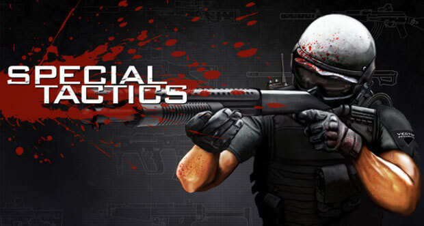 "SWAT-Shooter ""Special Tactics"" für lau laden"