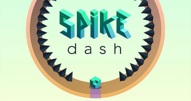 """""""Spike Dash"""" ist das Highscore-Game der Woche von Appsolute Games"""