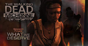 The Walking Dead Michonne: neuer Trailer zur finalen Episode