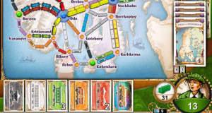 """Brettspiel """"Ticket to Ride"""" erhält neuen Skandinavien-Spielplan"""
