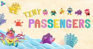 Tiny Passengers: neuer Puzzlespaß für die ganze Familie