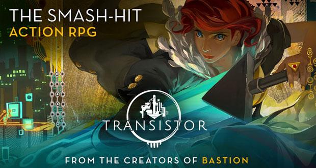 """Action-RPG """"Transistor"""" für nur 2,99€ im Angebot"""