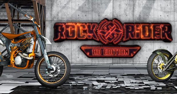 """Trial-Rennspiel """"Rock(s) Rider HD Edition"""" erstmals für lau laden"""