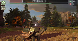 War Tortoise: spaßiger Mix aus Shooter, Idle-Game und Tower-Defense