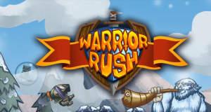 Warrior Rush: mittelmäßiger Auto-Runner gefällt Apple besser als uns