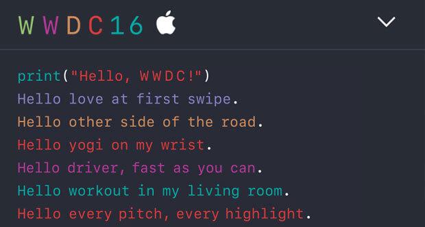 WWDC Juni 2016 Termin iOS