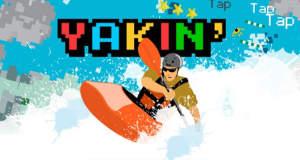 Yakin: diese Retro-Kajaktour ist nichts für Weicheier