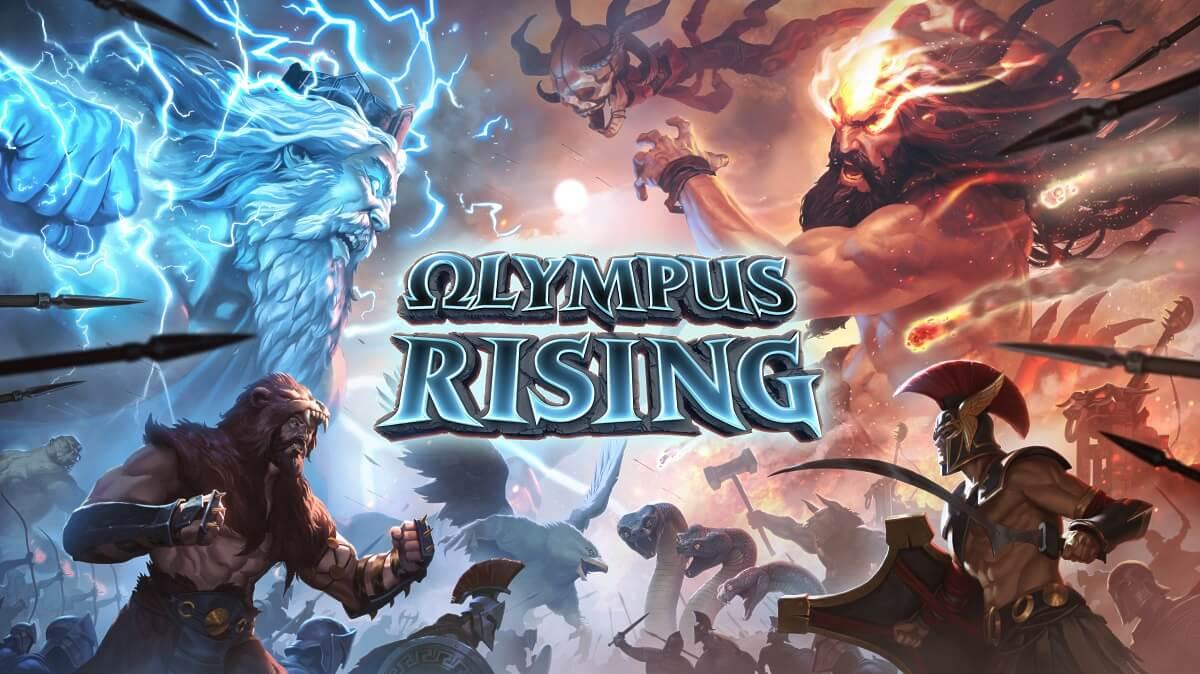 Olympus Rising iOS Spiel