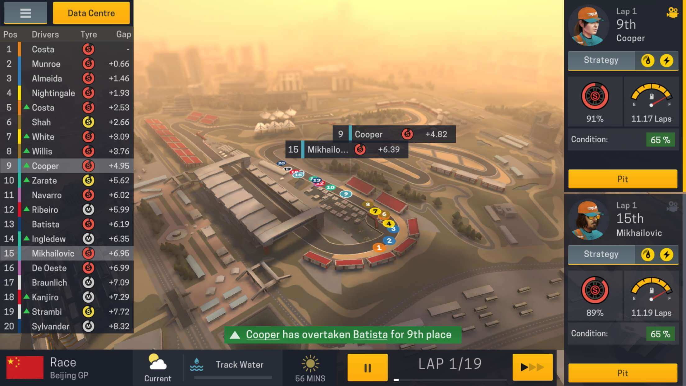 Motorsport Manager Mobile 2 iOS