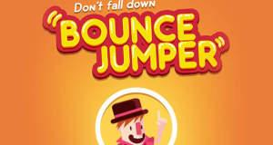 """""""Bounce Jumper: Don´t Fall Down"""" ist ein neues Highscore-Spiel von Cherry Pick Games"""