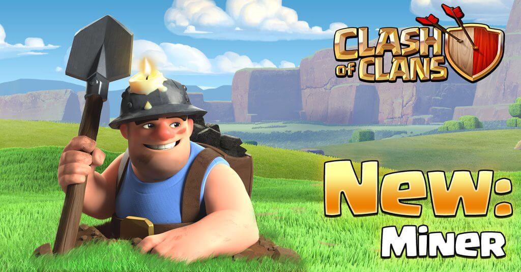 Clash of Clans iOS