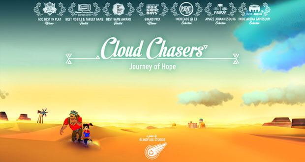 """Wüsten-Abenteuer """"Cloud Chasers – A Journey of Hope"""" günstig wie nie"""