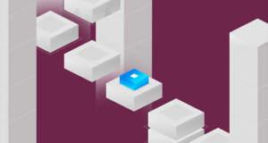 Color Maze: neues Highscore-Gehüpfe von Rising High