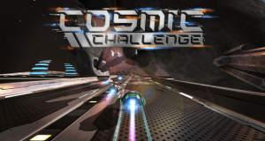Cosmic Challenge: rasantes Raumschiff-Rennspiel als Gratis-Download