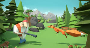 Crashing Season: Rambo-Wildtiere als spaßiger Gratis-Download