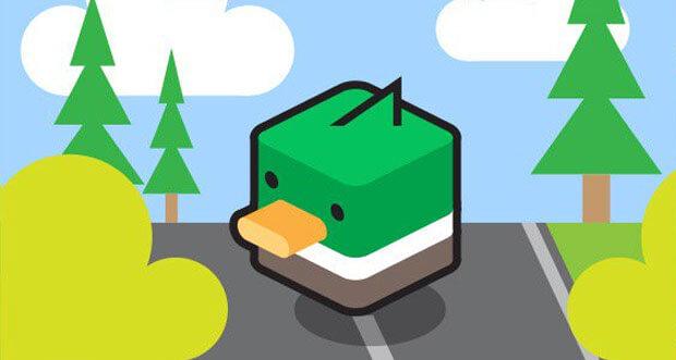 """""""Dashy Ducks"""" ist eine neue Highscore-Herausforderung von Appsolute Games"""