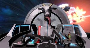 """Ziegen im Weltall: """"Goat Simulator Waste of Space"""" neu für iOS"""