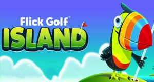 Golf Island: neues Flick-Golf-Spiel von Full Fat
