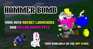 """Neue Inhalte für Dungeon-Crawler """"Hammer Bomb"""""""