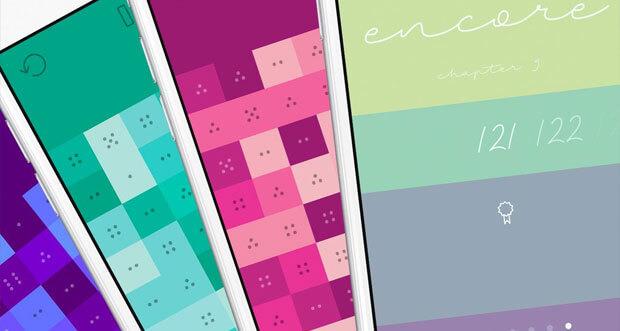 """Puzzle """"harmony 3"""" ist reduziert & erhält 30 neue Level, iCloud-Support und neue Musik"""