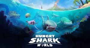 Hungry Shark World: das gefräßigste Spiel im AppStore