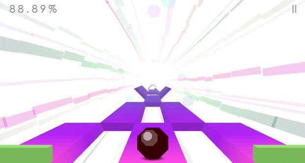 """Rasantes Arcade-Game """"Octagon"""" mal wieder für lau laden"""