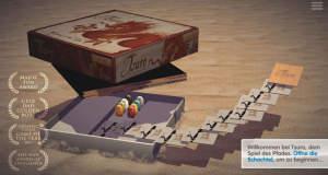"""Brettspiel """"Tsuro – Das Spiel des Pfades"""" erstmals deutlich reduziert"""